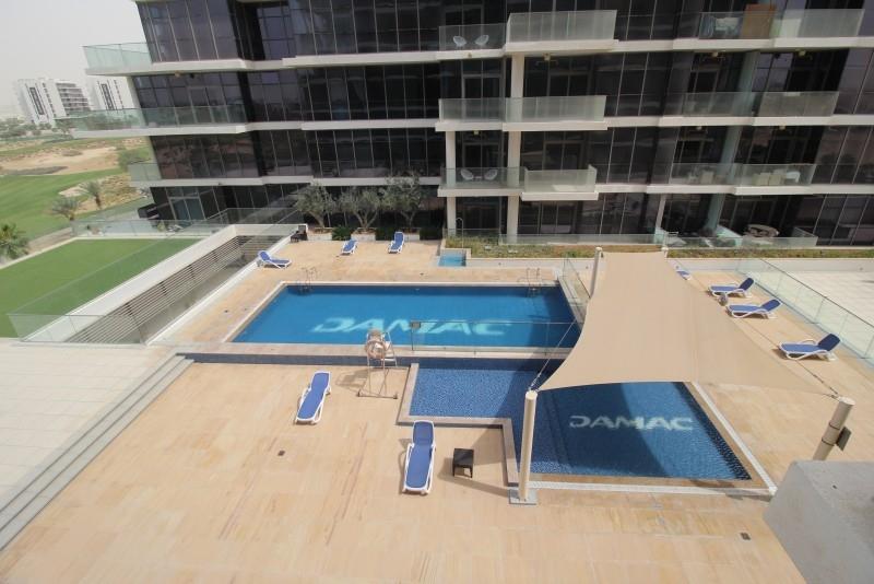 Studio Apartment For Rent in  Golf Promenade 5B,  DAMAC Hills (Akoya by DAMAC) | 6