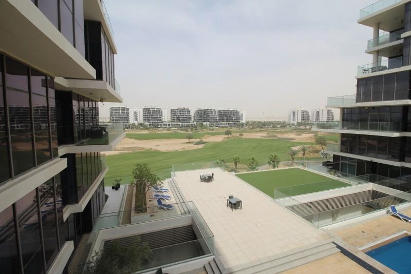 Studio Apartment For Rent in  Golf Promenade 5B,  DAMAC Hills (Akoya by DAMAC) | 7