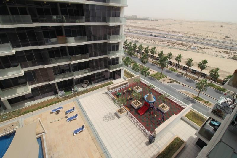 Studio Apartment For Rent in  Golf Promenade 5B,  DAMAC Hills (Akoya by DAMAC) | 9