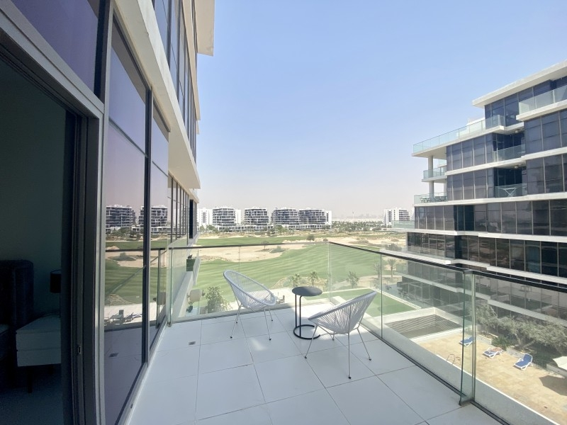 1 Bedroom Apartment For Rent in  Golf Promenade 5A,  DAMAC Hills (Akoya by DAMAC) | 10