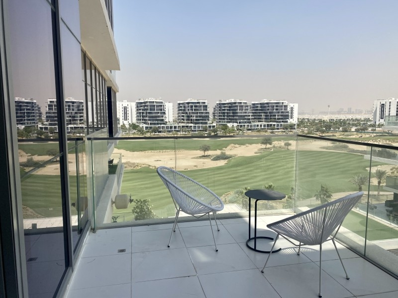 1 Bedroom Apartment For Rent in  Golf Promenade 5A,  DAMAC Hills (Akoya by DAMAC) | 9
