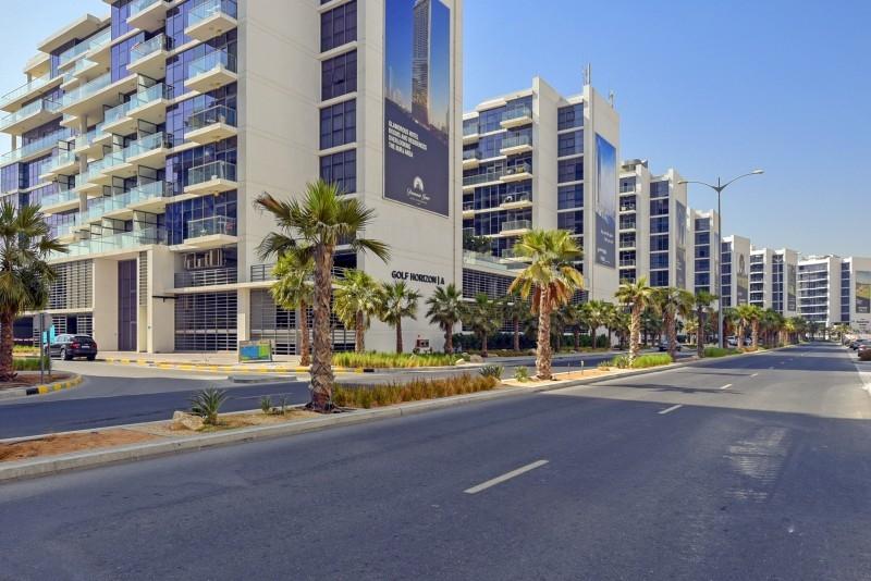 Studio Apartment For Rent in  Golf Promenade 4B,  DAMAC Hills (Akoya by DAMAC)   9