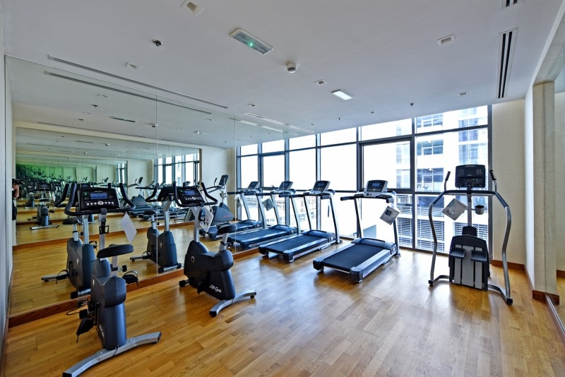 Studio Apartment For Rent in  Golf Promenade 4B,  DAMAC Hills (Akoya by DAMAC)   12