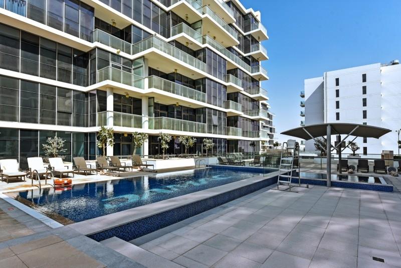Studio Apartment For Rent in  Golf Promenade 4B,  DAMAC Hills (Akoya by DAMAC)   0