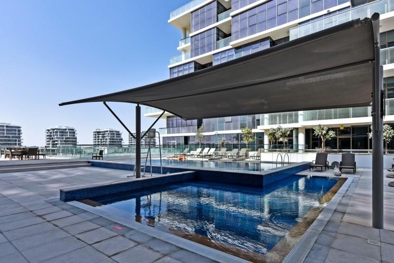 Studio Apartment For Rent in  Golf Promenade 4B,  DAMAC Hills (Akoya by DAMAC)   11