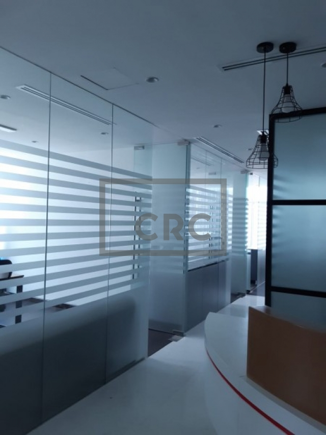 1,207 sq.ft. Office in Business Bay, Clover Bay Tower for AED 1,200,000