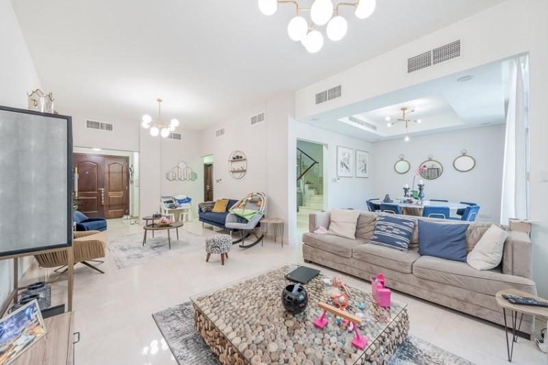 3 Bedroom Townhouse For Sale in  The Polo Townhouses,  Meydan Gated Community   6