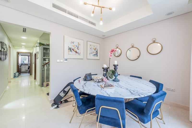 3 Bedroom Townhouse For Sale in  The Polo Townhouses,  Meydan Gated Community   8