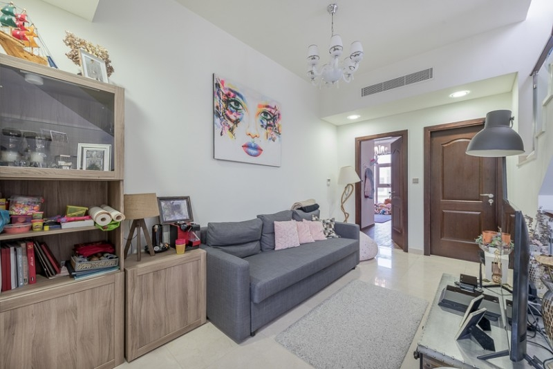 3 Bedroom Townhouse For Sale in  The Polo Townhouses,  Meydan Gated Community   11