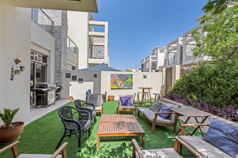 3 Bedroom Townhouse For Sale in  The Polo Townhouses,  Meydan Gated Community   0