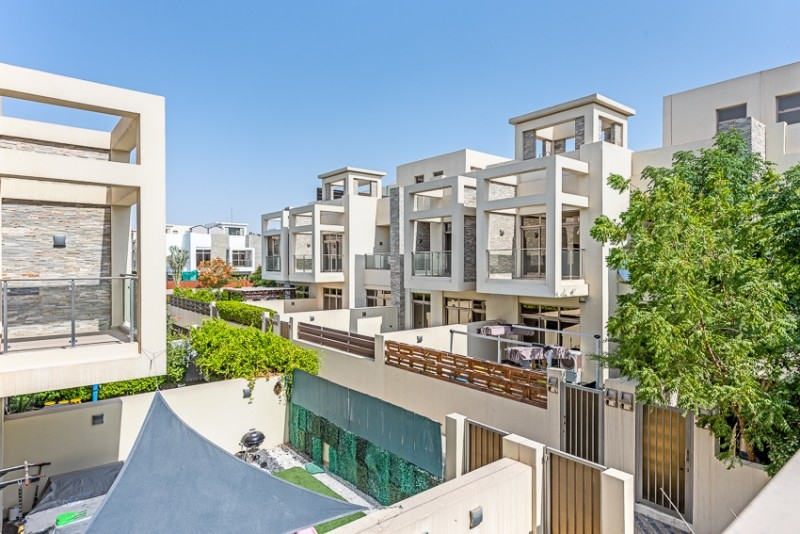 3 Bedroom Townhouse For Sale in  The Polo Townhouses,  Meydan Gated Community   15