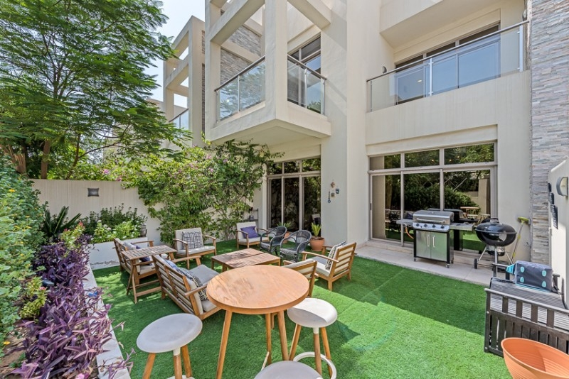 3 Bedroom Townhouse For Sale in  The Polo Townhouses,  Meydan Gated Community   16