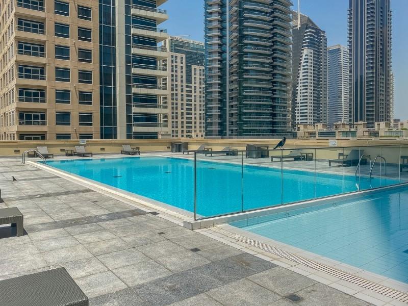 Studio Apartment For Rent in  Ariyana Tower,  Dubai Marina | 8
