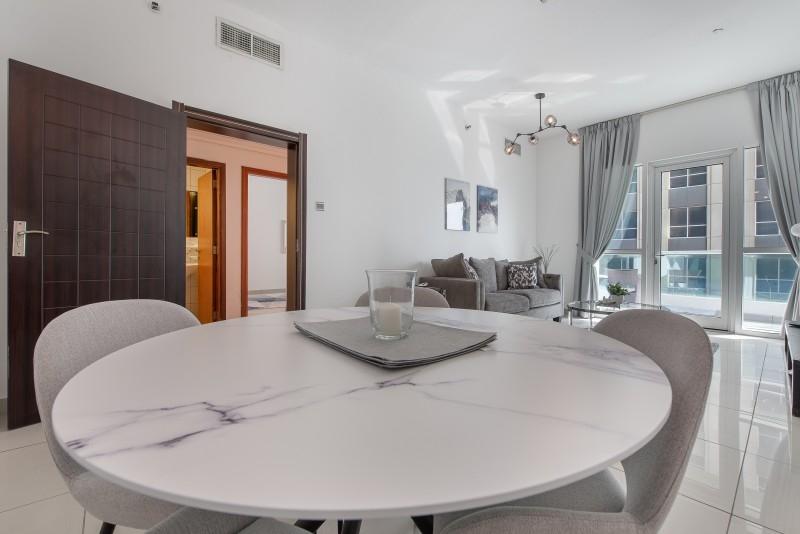 1 Bedroom Apartment For Short Term Rental in  Marina Pinnacle,  Dubai Marina   3