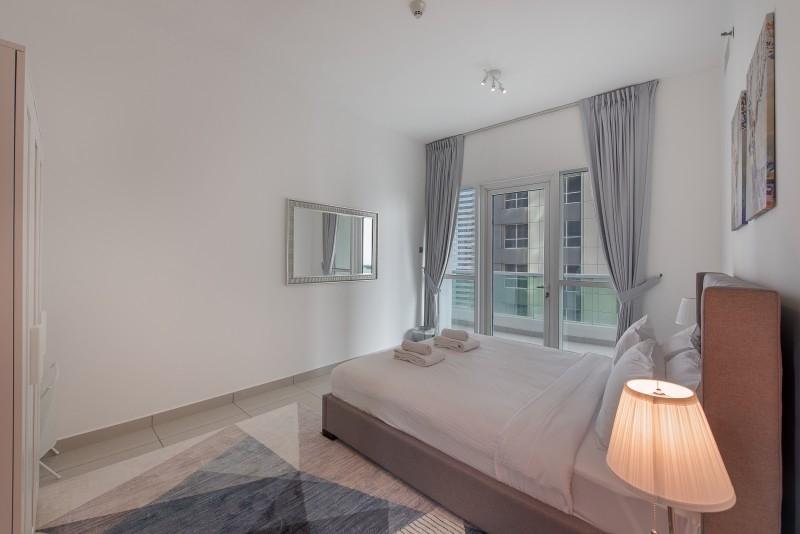 1 Bedroom Apartment For Short Term Rental in  Marina Pinnacle,  Dubai Marina   7
