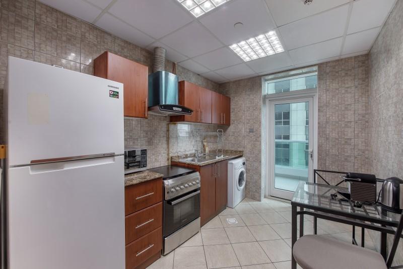1 Bedroom Apartment For Short Term Rental in  Marina Pinnacle,  Dubai Marina   11