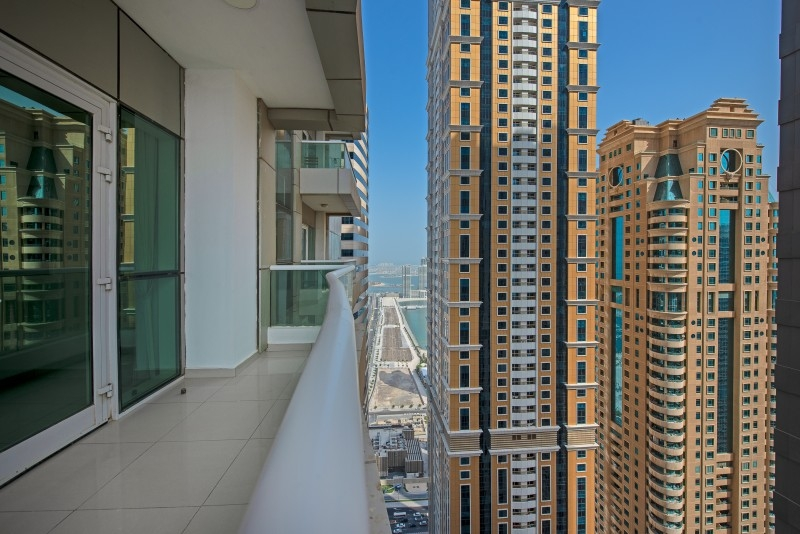 1 Bedroom Apartment For Short Term Rental in  Marina Pinnacle,  Dubai Marina   17