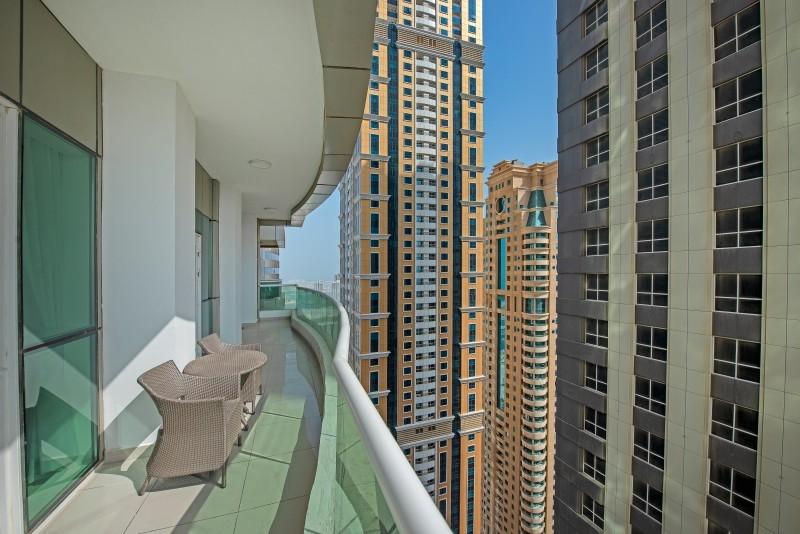 1 Bedroom Apartment For Short Term Rental in  Marina Pinnacle,  Dubai Marina   15