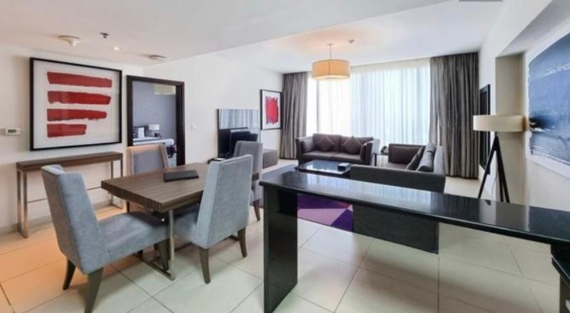1 Bedroom Apartment For Rent in  Nassima Tower,  Sheikh Zayed Road | 3