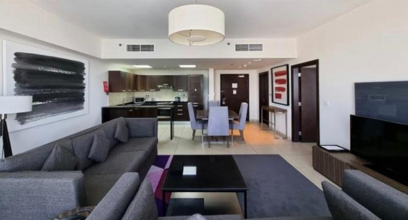 1 Bedroom Apartment For Rent in  Nassima Tower,  Sheikh Zayed Road | 4