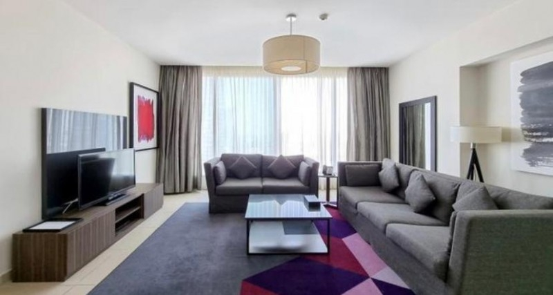 1 Bedroom Apartment For Rent in  Nassima Tower,  Sheikh Zayed Road | 2