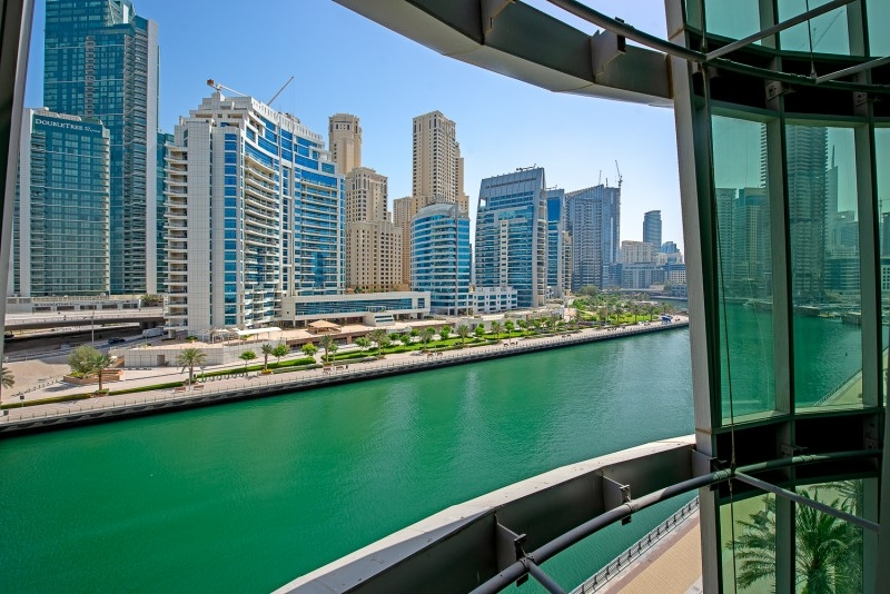 Panoramic, Dubai Marina