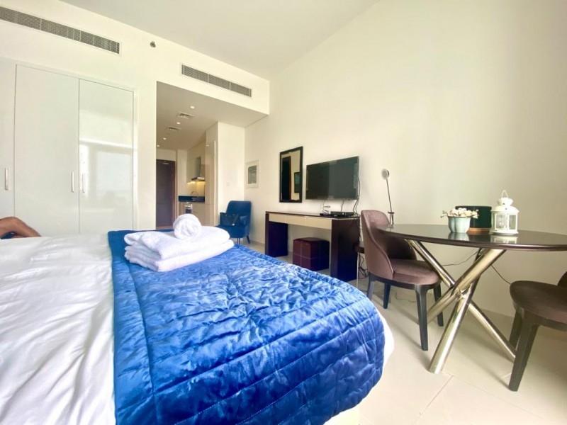 Studio Apartment For Sale in  Golf Promenade 2A,  Akoya   0