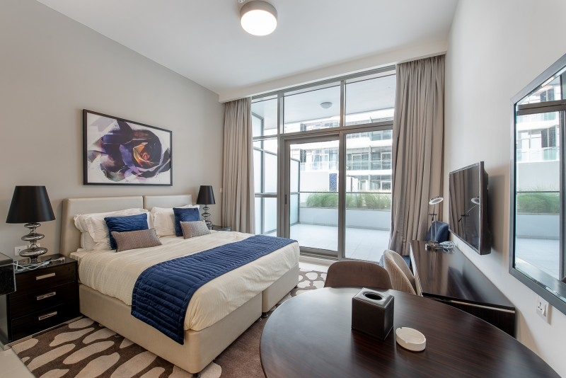 Studio Apartment For Sale in  Golf Promenade 2A,  Akoya   1