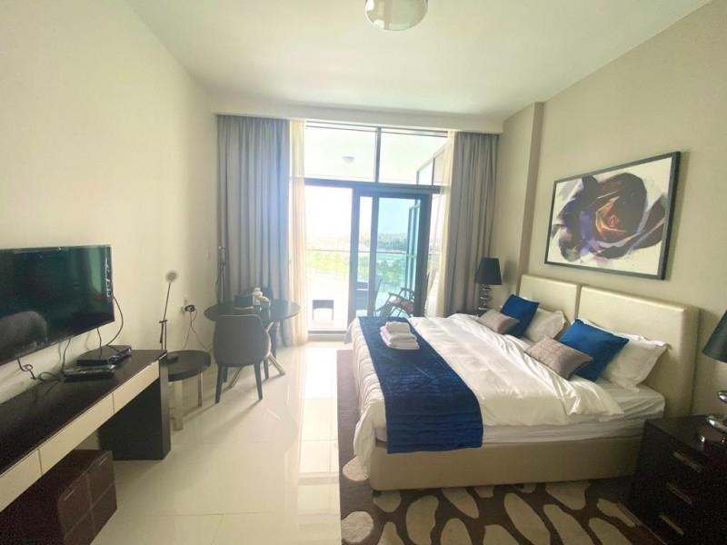 Studio Apartment For Sale in  Golf Promenade 2A,  Akoya   3