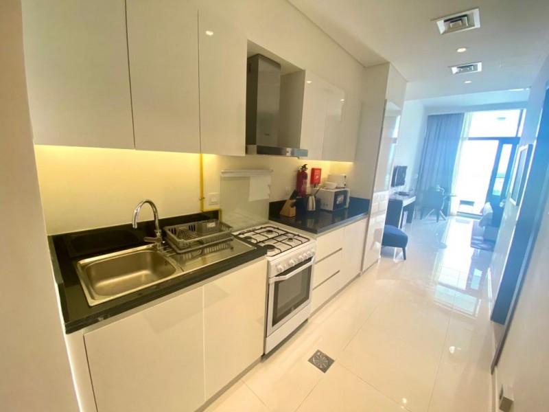 Studio Apartment For Sale in  Golf Promenade 2A,  Akoya   4