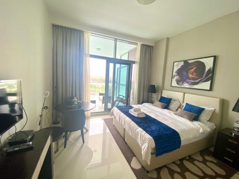 Studio Apartment For Sale in  Golf Promenade 2A,  Akoya   2