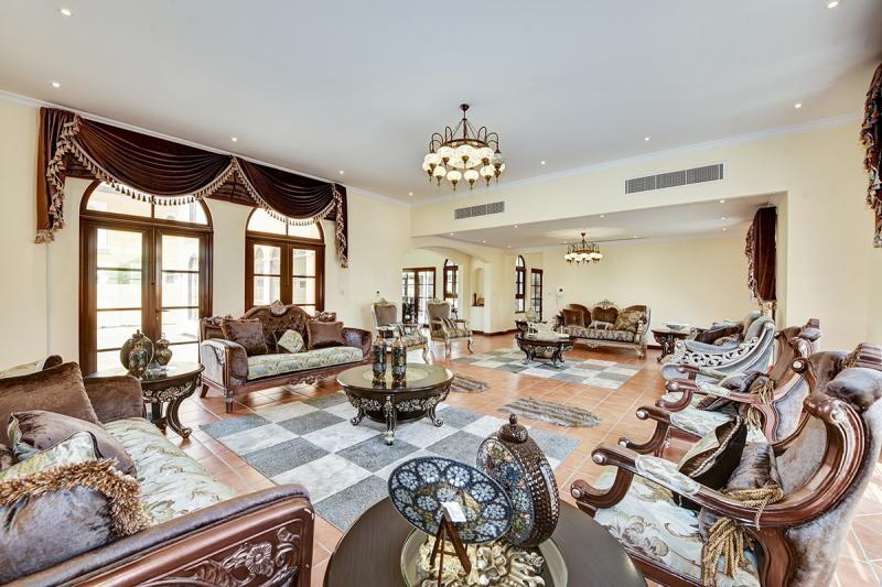 5 Bedroom Villa For Rent in  The Aldea,  The Villa | 14