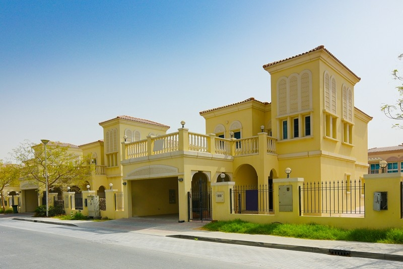 2 Bedroom Villa For Rent in  District 7F,  Jumeirah Village Triangle | 9