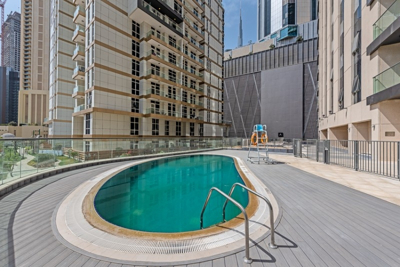 2 Bedroom Apartment For Rent in  Dunya Tower,  Downtown Dubai | 11