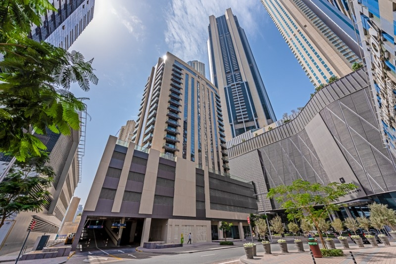 2 Bedroom Apartment For Rent in  Dunya Tower,  Downtown Dubai | 9