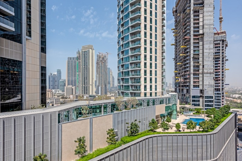 3 Bedroom Apartment For Rent in  Dunya Tower,  Downtown Dubai | 11