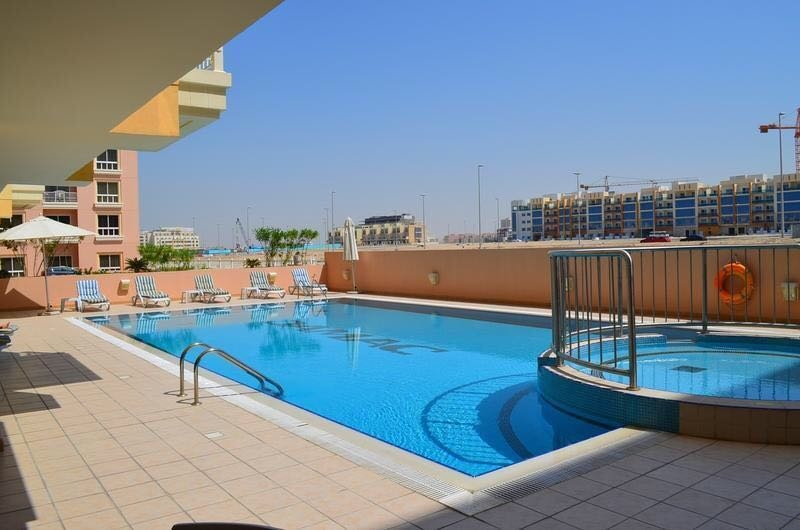 1 Bedroom Apartment For Rent in  Lavender 1,  Jumeirah Village Circle   7