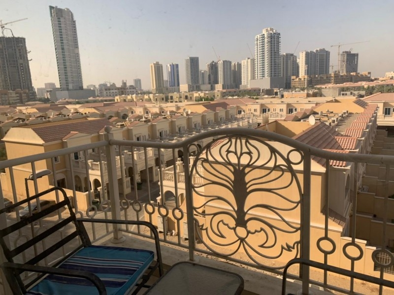 1 Bedroom Apartment For Rent in  Lavender 1,  Jumeirah Village Circle   3