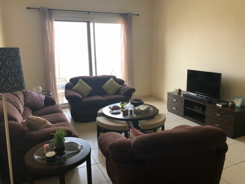 1 Bedroom Apartment For Rent in  Lavender 1,  Jumeirah Village Circle   2