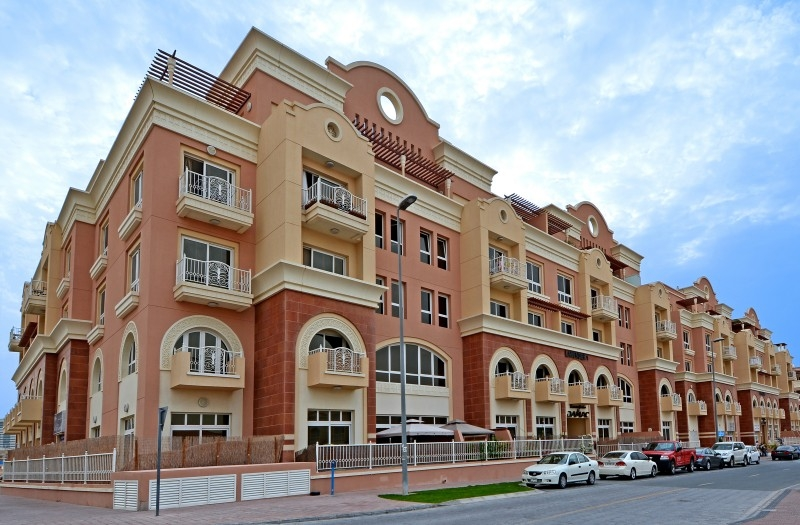 1 Bedroom Apartment For Rent in  Lavender 1,  Jumeirah Village Circle   10