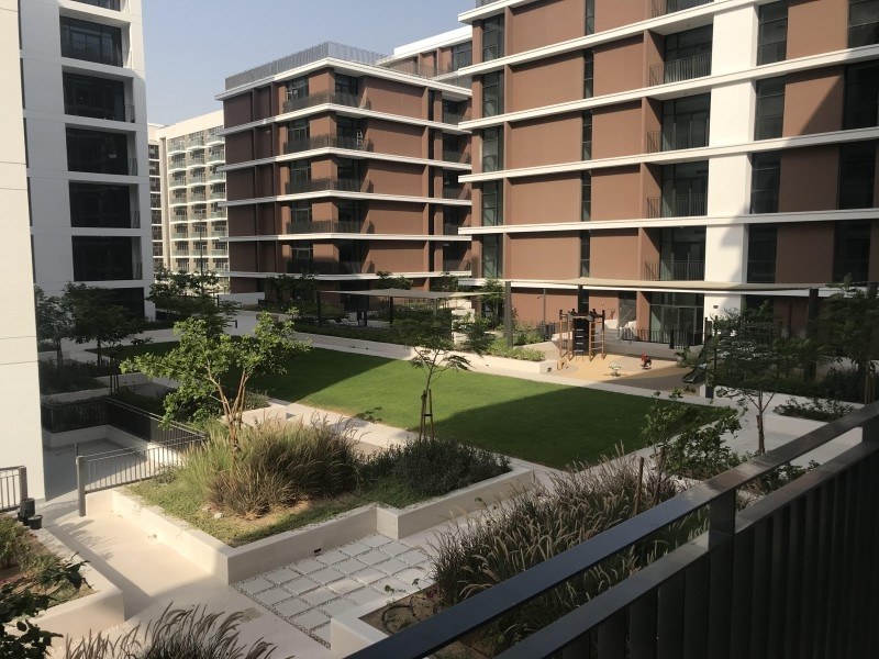 1 Bedroom Apartment For Rent in  Park Point,  Dubai Hills Estate | 0