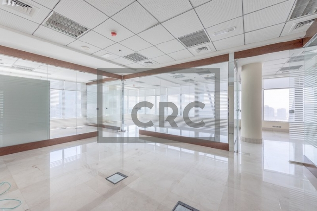 office for rent in business bay, clover bay tower | 2