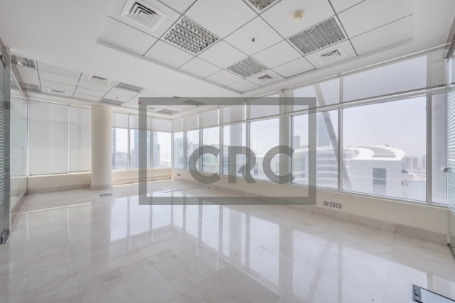 office for rent in business bay, clover bay tower | 1