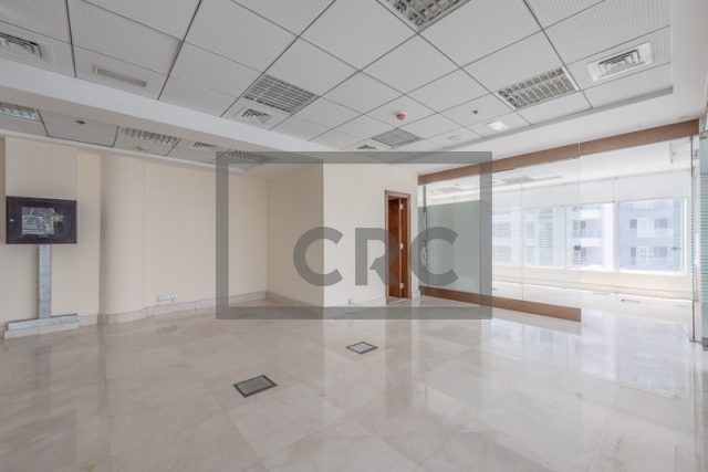 office for rent in business bay, clover bay tower | 3