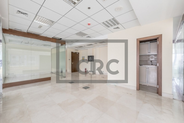 office for rent in business bay, clover bay tower | 4