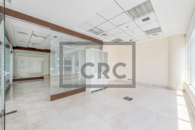 office for rent in business bay, clover bay tower | 5