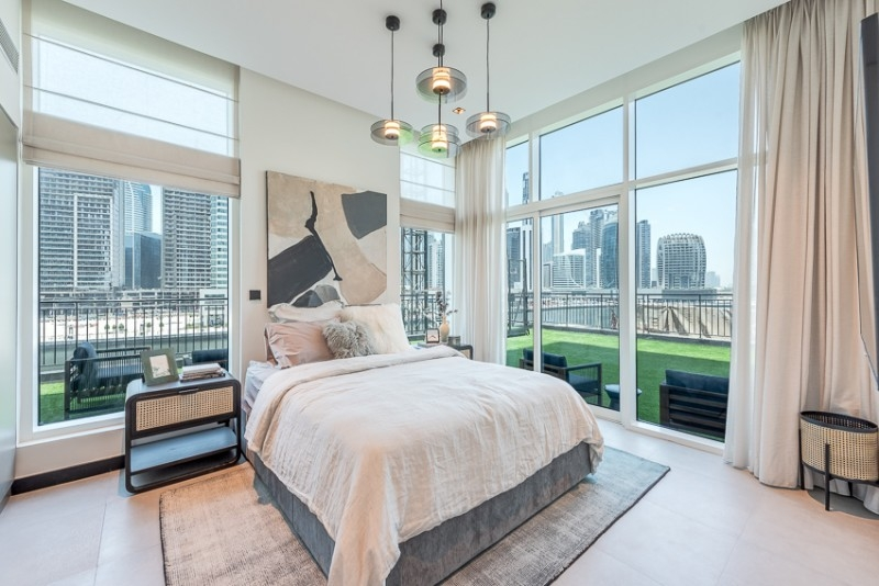 1 Bedroom Apartment For Sale in  15 Northside,  Business Bay   0
