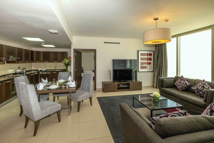 2 Bedroom Apartment For Short Term Rental in  Nassima Tower,  Sheikh Zayed Road | 0