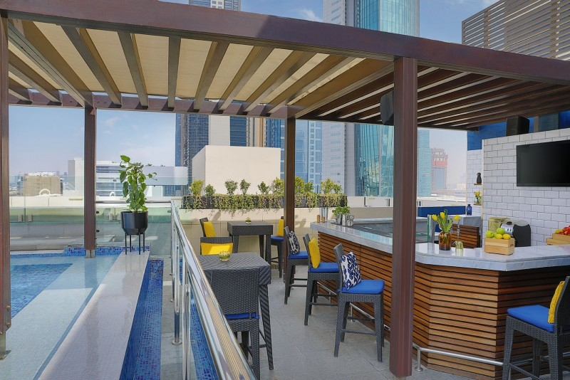 2 Bedroom Apartment For Short Term Rental in  Nassima Tower,  Sheikh Zayed Road | 8