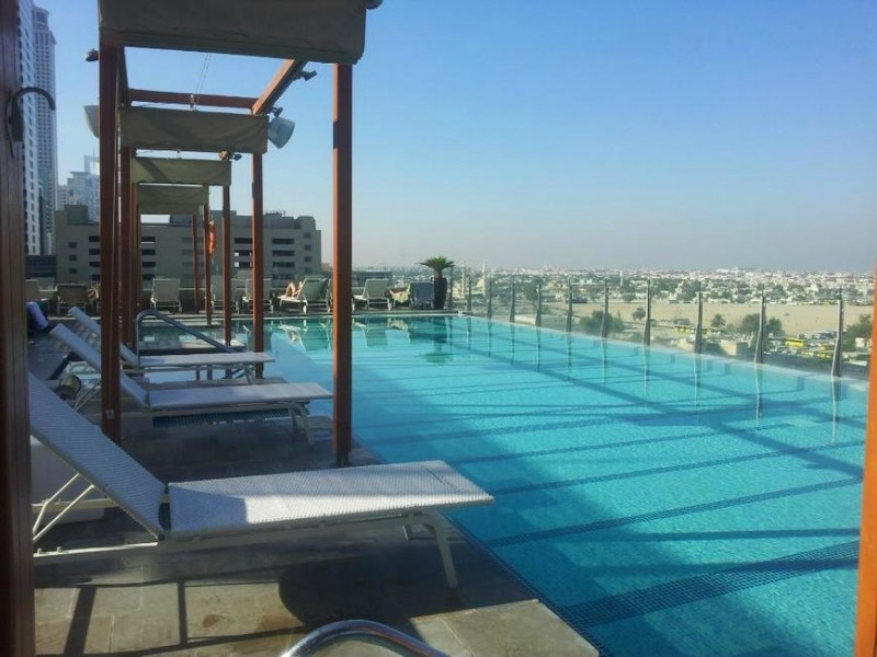2 Bedroom Apartment For Short Term Rental in  Nassima Tower,  Sheikh Zayed Road | 4